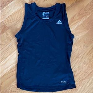 Adidas Climalite Techfit Compression Tank Top L